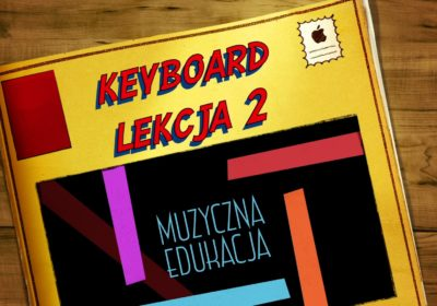 nauka gry na keyboardzie dla dzieci